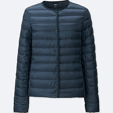 DAMEN ULTRA LIGHT DOWN JACKE