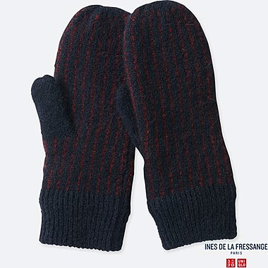 WOMEN INES KNITTED MITTENS
