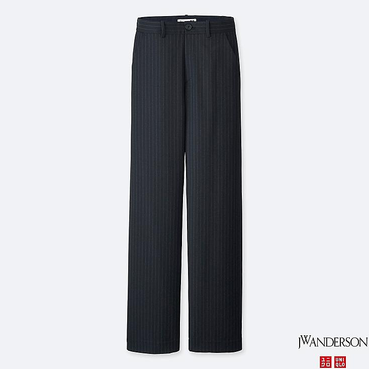 WOMEN J.W.ANDERSON Stripe Wool Blended Pants
