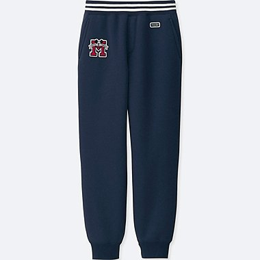 KIDS DISNEY PILE LINED SWEAT TROUSERS