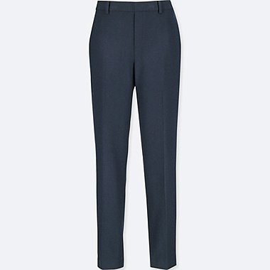 WOMEN TWEED TROUSERS