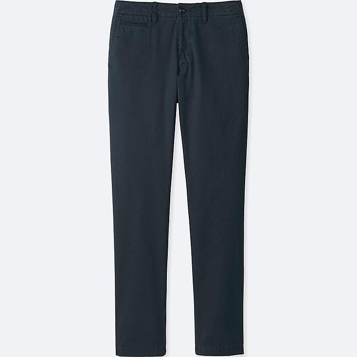 MEN VINTAGE REGULAR FIT CHINO FLAT-FRONT PANTS at UNIQLO in Brooklyn, NY | Tuggl