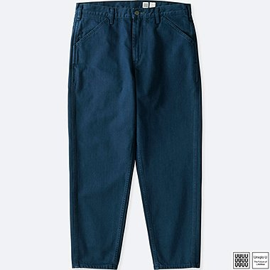 MEN UNIQLO U WIDE FIT COLOUR JEANS