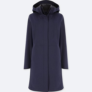 WOMEN BLOCKTECH COAT