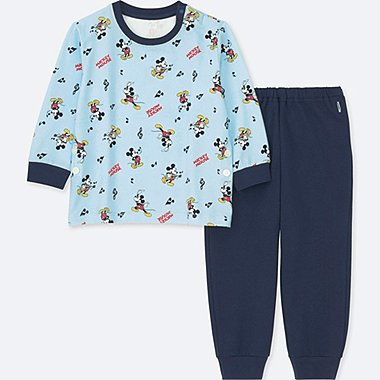 BABIES TODDLER SOUNDS OF DISNEY LONG SLEEVE PYJAMAS