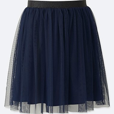 GIRLS TULLE EASY SKIRT