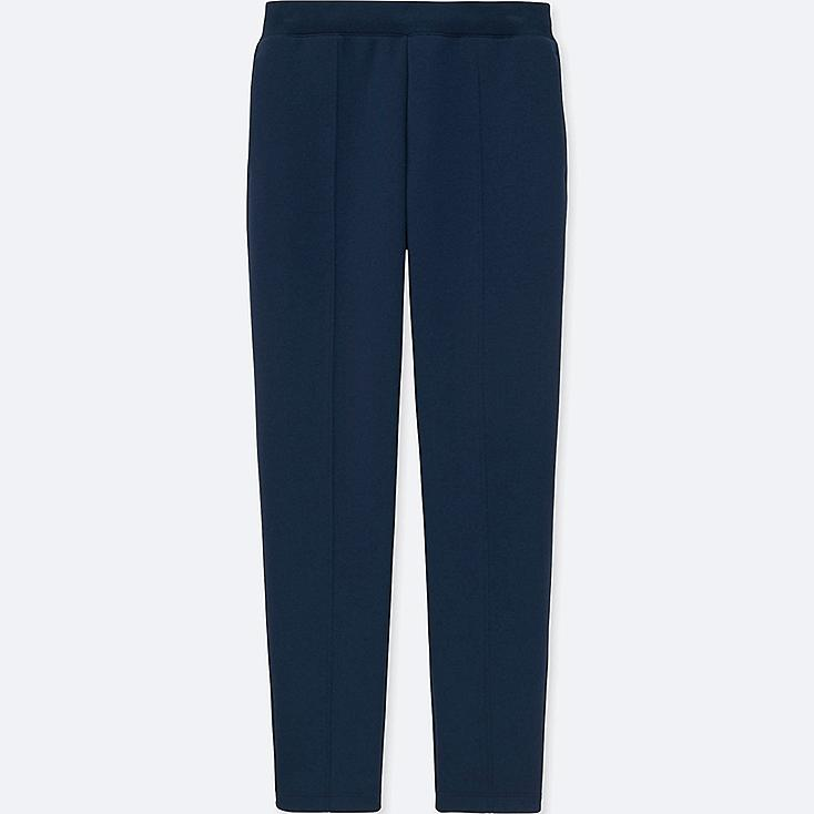 WOMEN DRY SWEATPANTS, NAVY, large