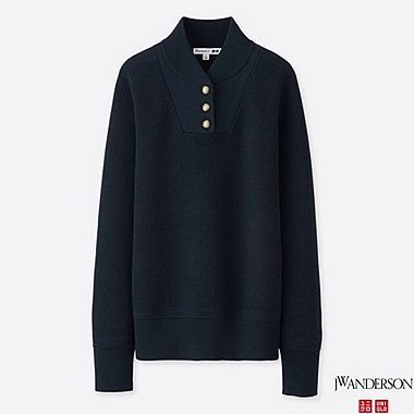 PULL militaire EN MAILLE J.W.ANDERSON FEMME