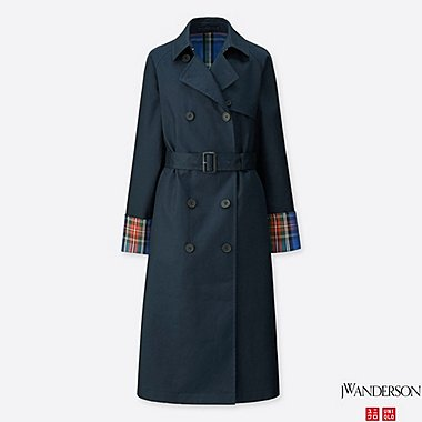 WOMEN J.W.ANDERSON Reversible TRENCH COAT
