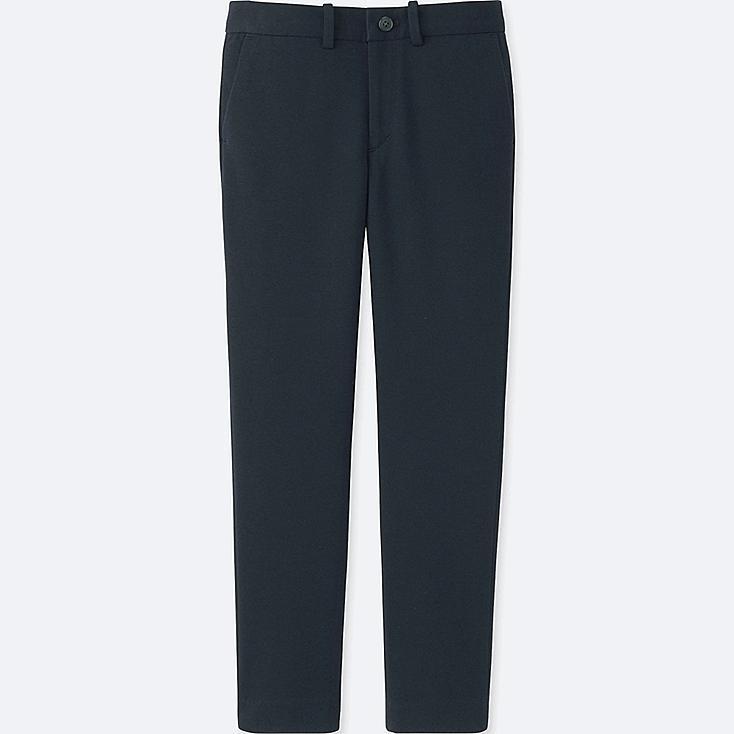 BOYS COMFORT PANTS (ONLINE EXCLUSIVE), NAVY, large