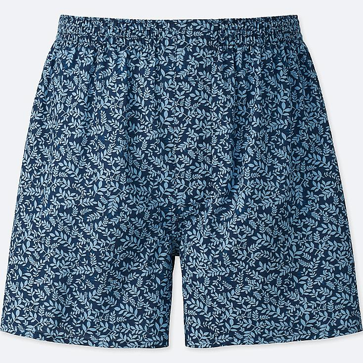 MEN WOVEN PRINTED BOXERS | Tuggl
