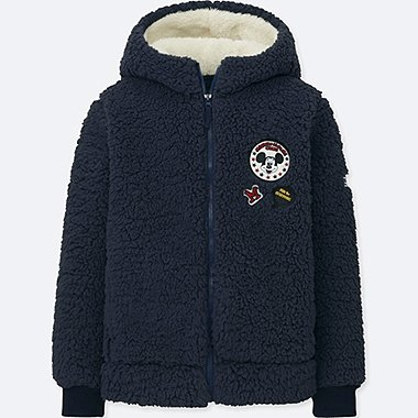 KINDER FLEECE DISNEY PARKA DISNEY