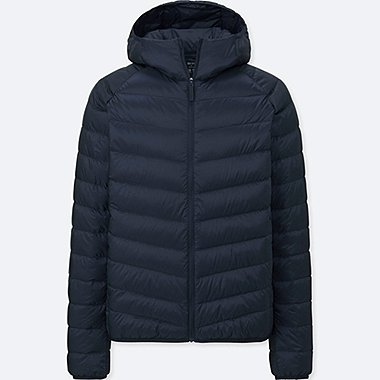 MEN ULTRA LIGHT DOWN PARKA, NAVY, medium