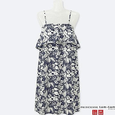 WOMEN PRINCESSE TAM.TAM DRESS (FLOWER)