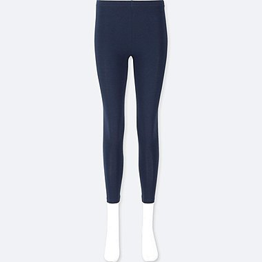 WOMEN LEGGINGS, NAVY, medium