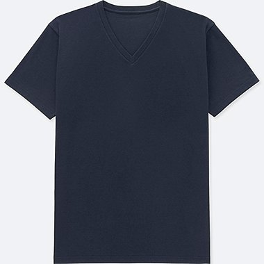 T-SHIRT DRY COL V MANCHES COURTES HOMME