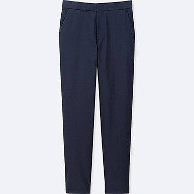 WOMEN WINDPROOF FLEECE LINED TROUSERS