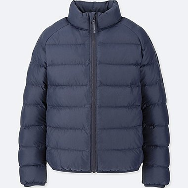 KIDS LIGHT WARM PADDED JACKET
