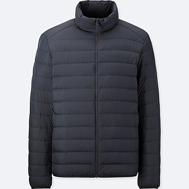 MEN ULTRA LIGHT DOWN JACKET, NAVY, medium