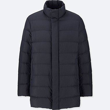 MEN ULTRA LIGHT DOWN HALF COAT