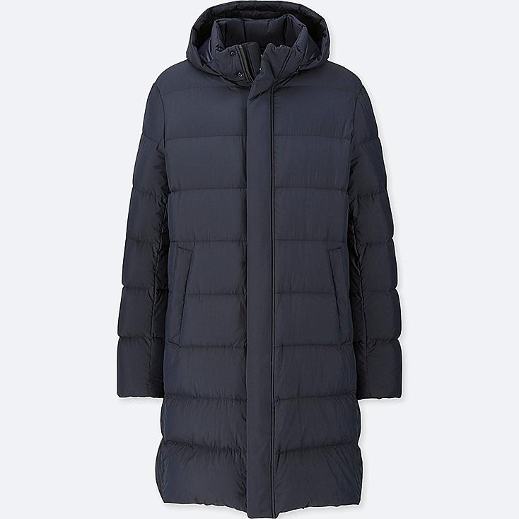 MEN ULTRA LIGHT DOWN COAT (ONLINE EXCLUSIVE), NAVY, large