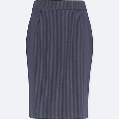 WOMEN STRETCH SET UP SKIRT (ONLINE EXCLUSIVE), NAVY, medium