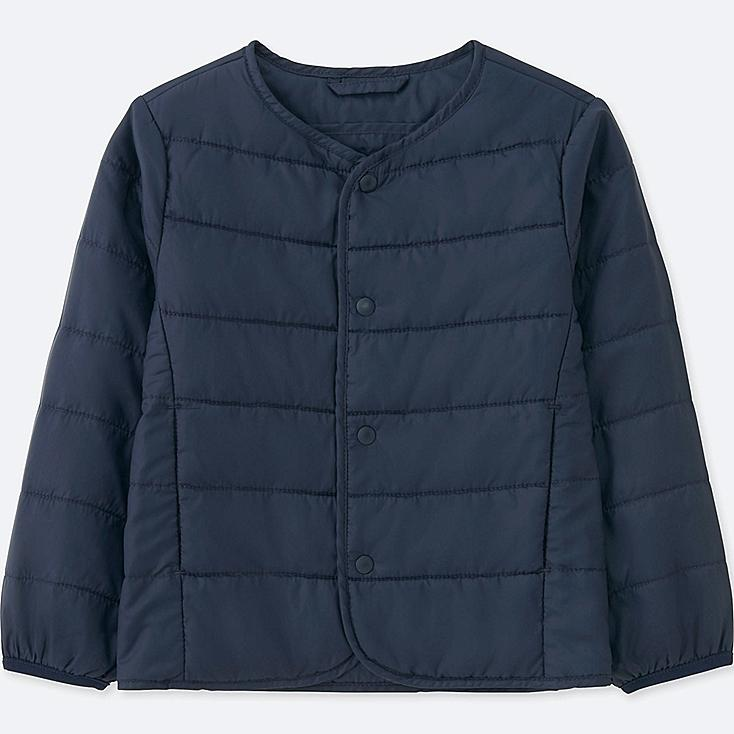 TODDLER LIGHT WARM PADDED COMPACT JACKET | Tuggl