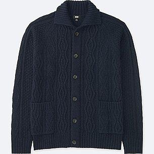 MEN CABLE KNIT LONG-SLEEVE CARDIGAN/us/en/men-cable-knit-long-sleeve-cardigan-409404.html