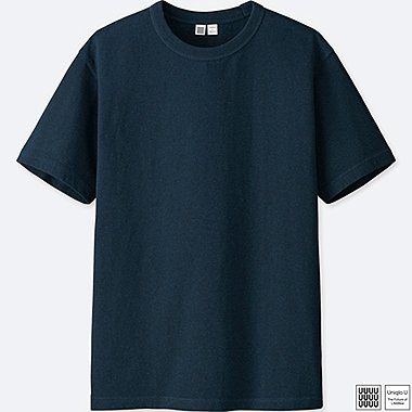 8f0ff95ddf0 MEN U CREW NECK SHORT-SLEEVE T-SHIRT