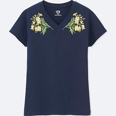 WOMEN STUDIO SANDERSON GRAPHIC T-SHIRT
