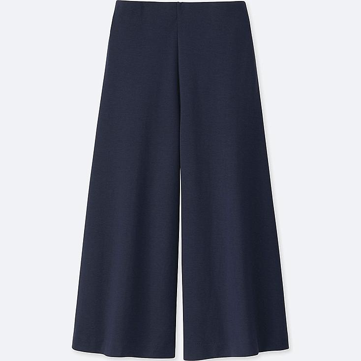 Model GIRLS Checked Cropped Pants | UNIQLO US