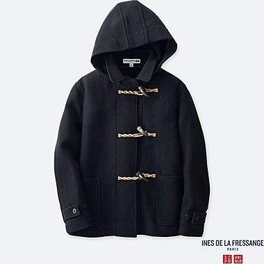 WOMEN Ines Duffle Short Coat