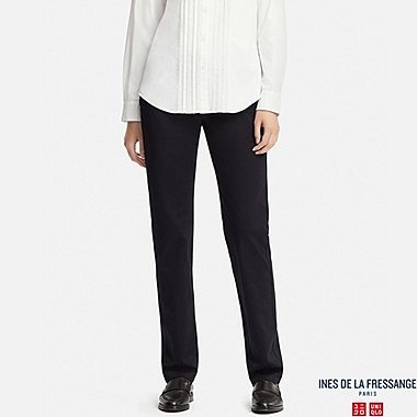 WOMEN INES CHINO TROUSERS