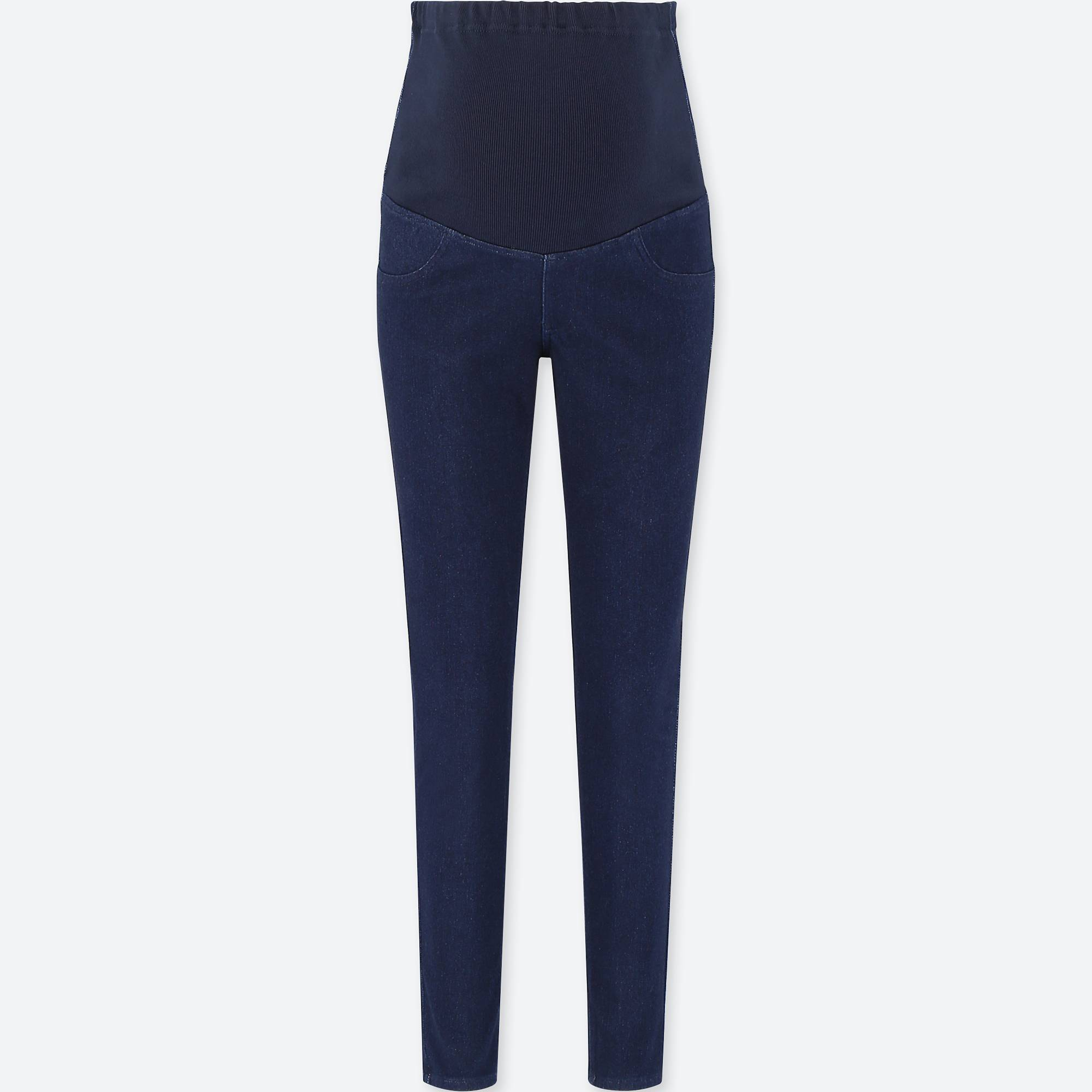 UNIQLO / Quần legging women maternity denim leggings pants