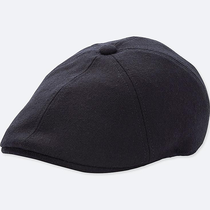 DRIVING CAP, NAVY, large