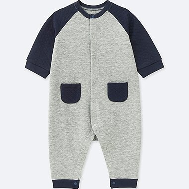 Baby Gesteppter Body (Color Block)