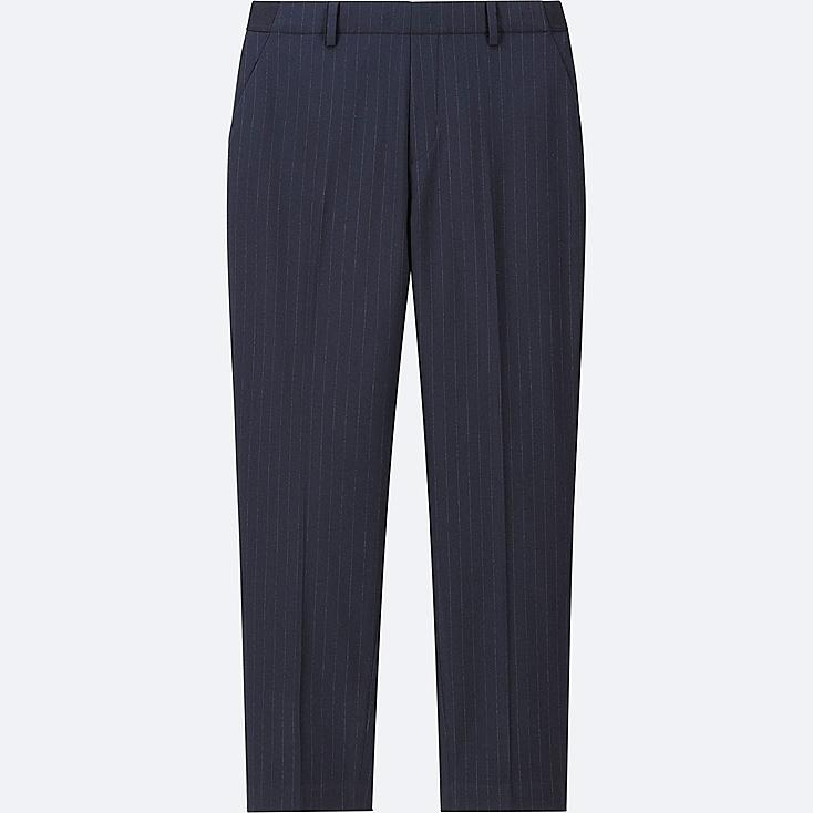 WOMEN EZY ANKLE-LENGTH PANTS | Tuggl
