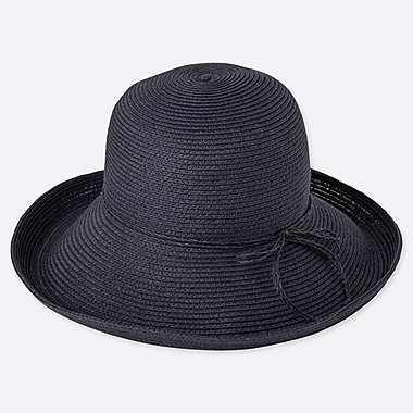 WOMEN ADJUSTABLE CAPELINE HAT