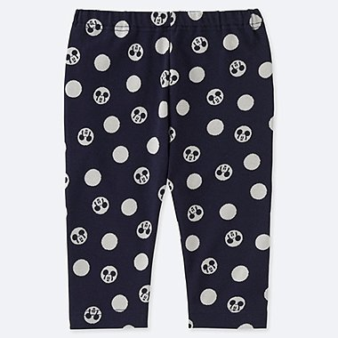 TODDLER MICKEY BLUE CROPPED LEGGINGS, NAVY, medium