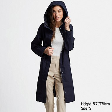 WOMEN BLOCKTECH MODS COAT