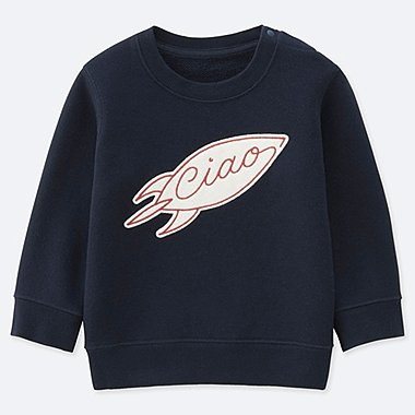 TODDLER PIETER CEIZER LONG-SLEEVE SWEATSHIRT, NAVY, medium