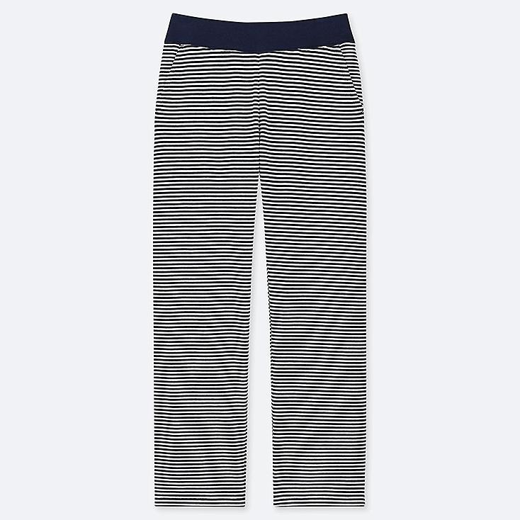 WOMEN ULTRA STRETCH PANTS, NAVY, large