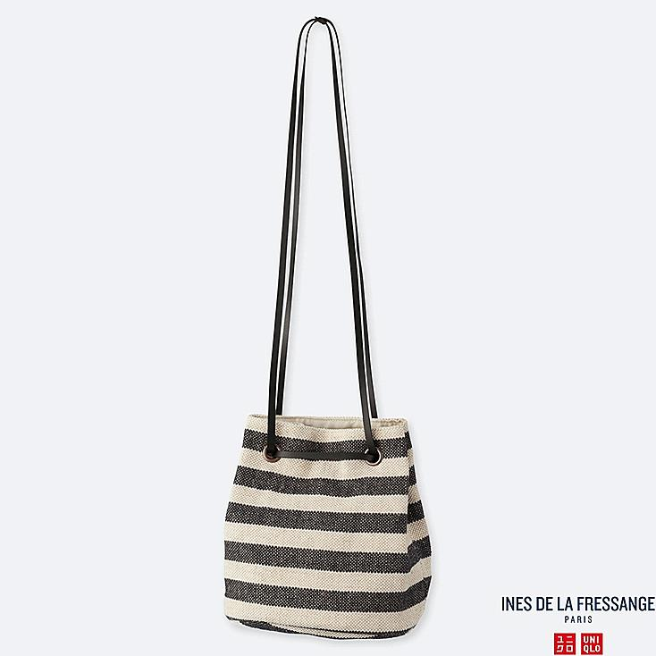 Women Jute Basket (Ines De La Fressange) by Uniqlo