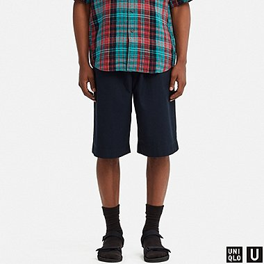 MEN UNIQLO U BASKETBALL SHORTS