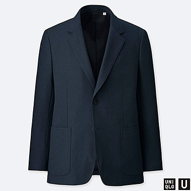 MEN UNIQLO U TAILORED JACKET