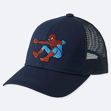 BOYS MARVEL X JASON POLAN MESH CAP