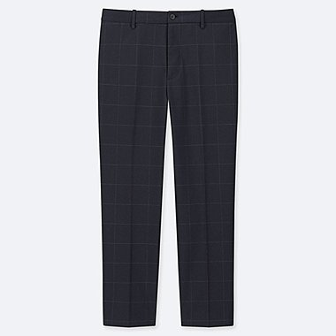 EZY COTTON ANKLE LENGTH TROUSERS