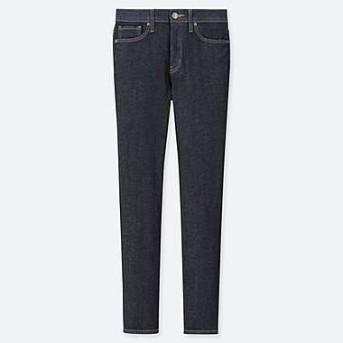 WOMEN CIGARETTE HIGH RISE STRAIGHT FIT JEANS (L28)