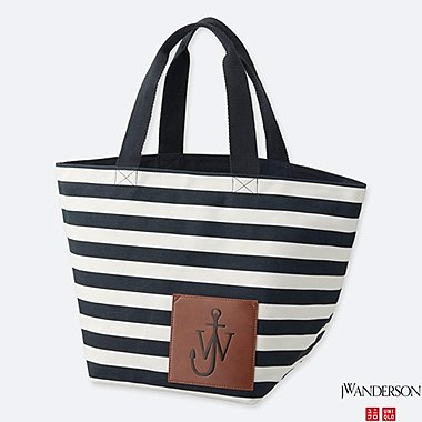 REVERSIBLE TOTE BAG (JW Anderson), NAVY, medium