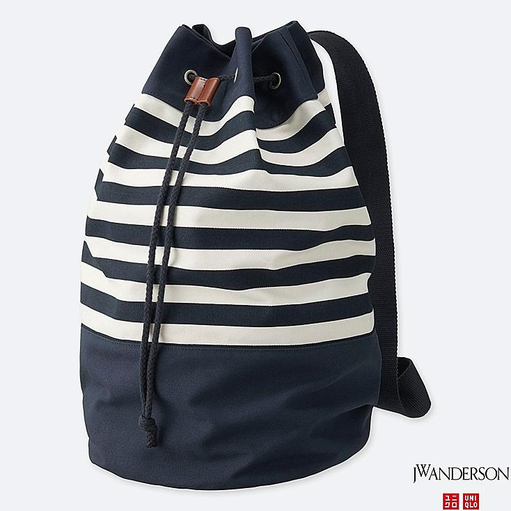DUFFLE BAG (JW Anderson), NAVY, large